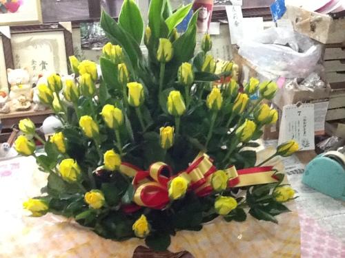 2016-04-06 市長への誕生日プレゼント